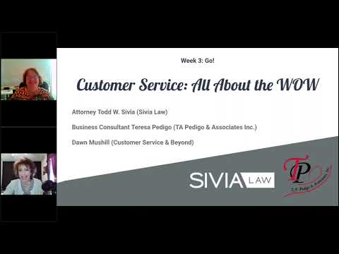 Customer Service:  All About the WOW with Dawn Mushill, Owner of Customer Service and Beyond