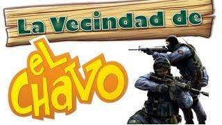 Counter Strike 1.6 | Vecindad de el Chavo del 8 | Descarga + Recorrido