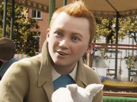 The Adventures of Tintin Featurette Official 2011 [HD] - Daniel Craig, Simon Pegg
