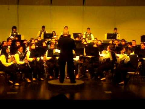 Kelly High School Concert Band '10: Abrams Pursuit
