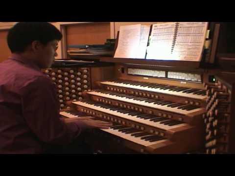 Stand up, Stand up, for Jesus - John Hong - Hymn Organ Improvisation 십자가군병들아
