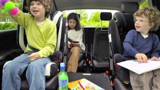 Driving Safety: Driving with Children