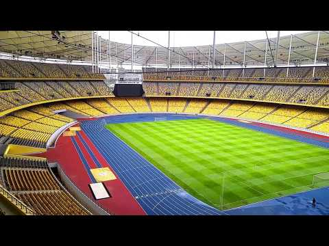 Amazing, New Bukit Jalil National Football Stadium 2018 Mala