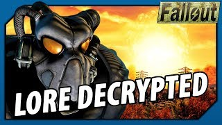 Fallout - The ENCLAVE Started the Great War. Here's WHY (Lore Decrypted)