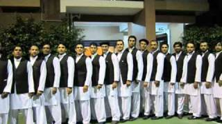 Pashto song Khair Muhammad Khandan Afghan Cricket Team Photos