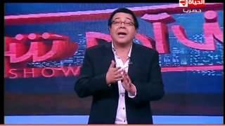 بنى آدم شو - حلقة الاربعاء 6-5-2015 ولقاء مع الفنان