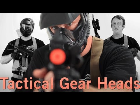 Airsoft GI - Tactical Gear Heads $200 Budget Minded Build with Gryffon Gear and LT PDW.