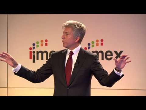 Bill McDermott at the IMEX in Frankfurt 2015 Opening Ceremony (Full Version)