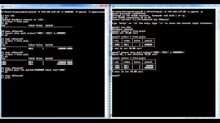 Oracle GoldenGate COMMAND-LINE-TEST