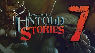 POGADAJMY O CYBERPUNKU || Lovecraft's Untold Stories [#7]