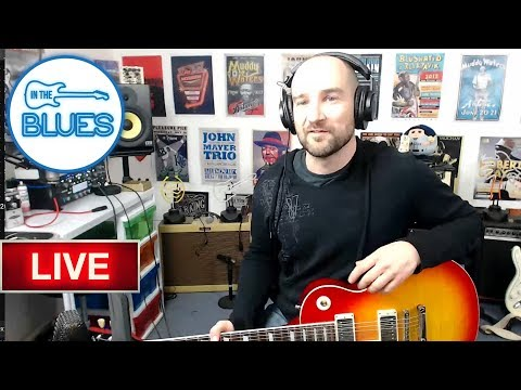 intheblues Live Stream | Q&A/Channel News/Tone King Rumours!