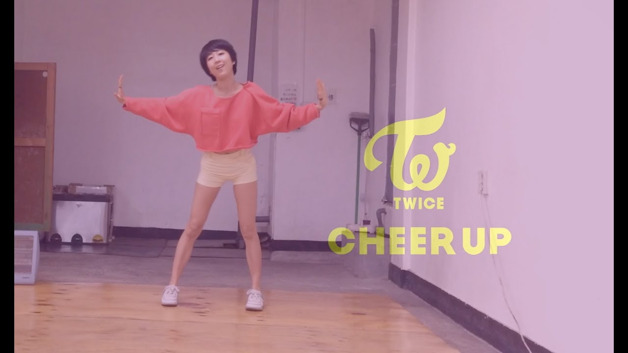 Cheer up by twice mirrored tutorial 1 easy kpop dance with cheer up by twice mirrored tutorial 1 easy kpop dance with learning korean youtube baditri Images