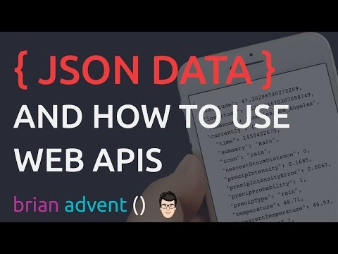 iOS Swift Tutorial: Guide to Using JSON Data from the Web