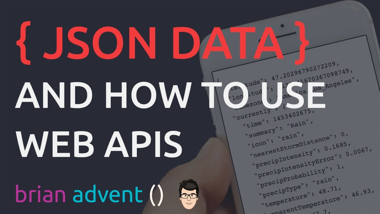 Iphone tutorial parsing json with nsjsonserialization youtube.