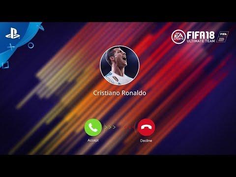FIFA 18 - Ronaldo, De Gea, Mbappé pick their FUT Team of the Year | PS4