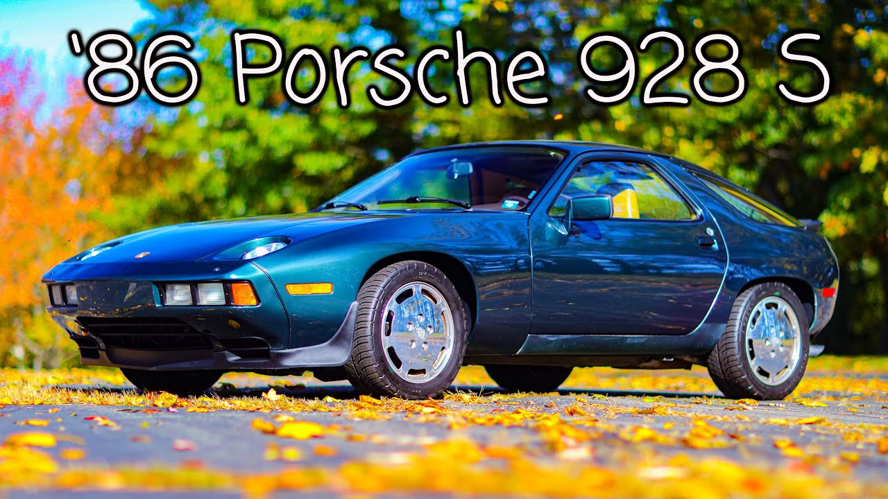 Selling my 1986 Porsche 928 S