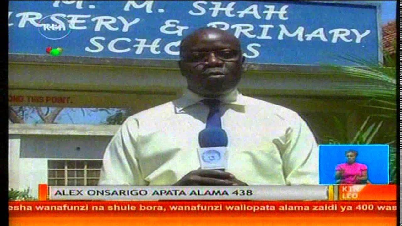 Wa mitihani ya kcpe kwawakanganya na kuwanyima raha wahusika youtube