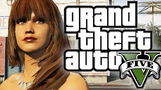Repeat youtube video GTA 5 - The Mystery of Sapphire the Stripper (Funny Moments In Grand Theft Auto V)