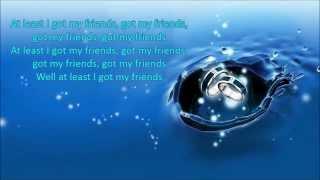 Aura Dione - Friends ft. Rock Mafia (Lyrics)