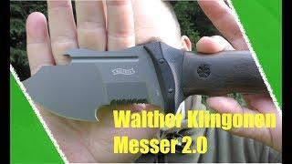 Walther Klingonen Messer 2.0