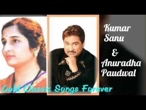 Tujhe Na Dekhun To Chain - Kumar Sanu, Anuradha Paudwal - Ankit Badal AB