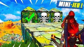 La Box mystère de la Mort ... allez vous survivre #2 ! Fortnite Battle Royale