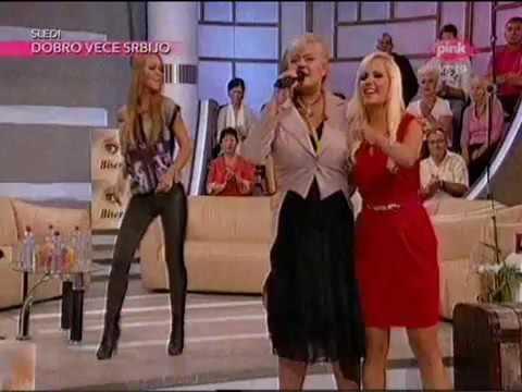 Dzej Ramadanovski ft. Zorana - Imati pa nemati - (Live) - NP kod Lee Kis - (TvPink)