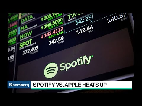 Apple Fires Back at Spotify's Antitrust Complaint Mp3