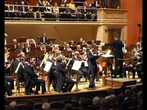 E.W.Korngold: Violin Concerto in  D major, III.Allegro assai vivace- B.Schmid · J.Kučera · PRSO