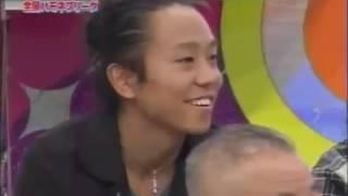Daichiの初のテレビです!多分!!笑っ.