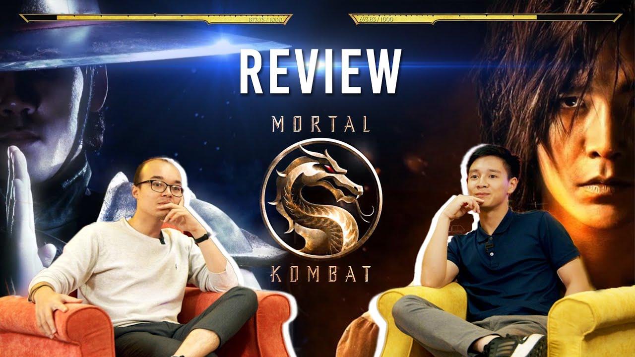 Review phim MORTAL KOMBAT