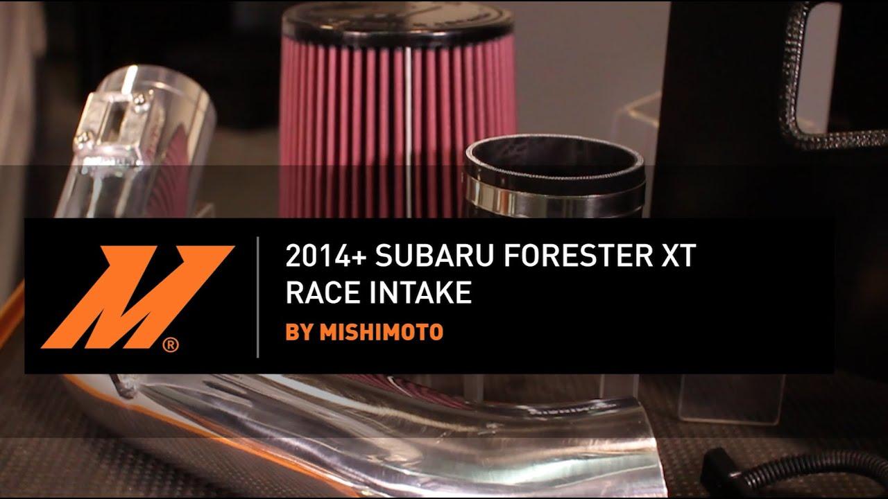 Mishimoto Performance Cold Air Intake - 14+ Subaru Forester XT