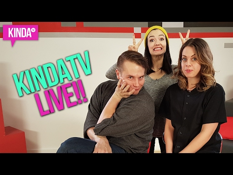 KINDATV LIVE IMPROV EDITION!