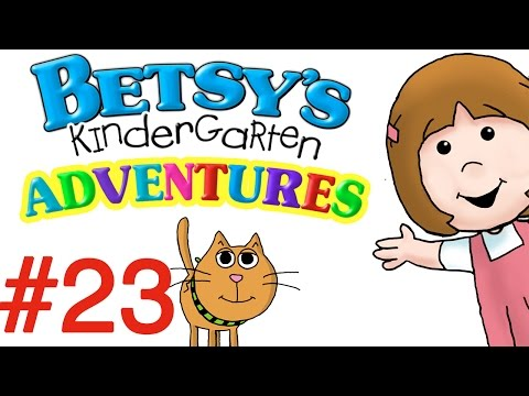 Betsy's Kindergarten Adventures - Full Episode #23