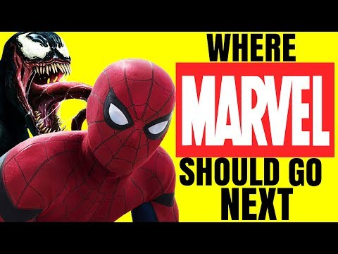 After Homecoming - Where to Take Spider-Man Next