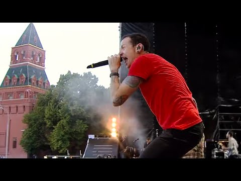 What Ive Done  in Red Square 2011  Linkin Park
