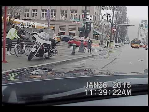 Seattle Police, viewed by OPA Jan. 2016 2016opa-0078 - cop reportedly shoved bicyclist to ground