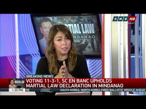 SC decision on martial law boosts soldiers' morale: AFP