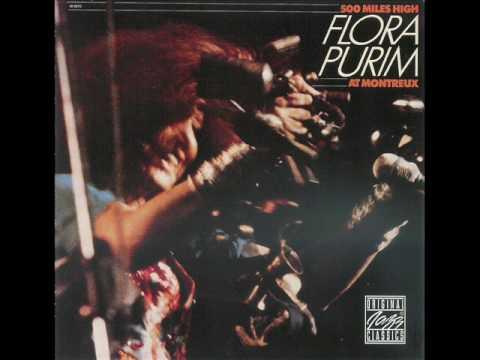 Flora Purim-Live at Montreux-500 miles high.wmv