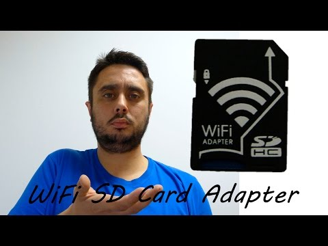 WiFi SD Card Adapter Review (Gearbest)