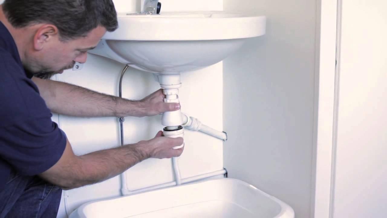 Hvordan åpne vannlås