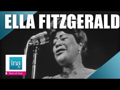 "Ella Fitzgerald ""In a mellow tone"" | Archive INA"