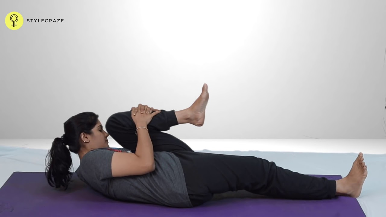 Yoga Poses For OBESITY Fitness Empower - YouTube