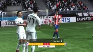 FIFA 11 Game Simulation | Atletico Madrid vs Real Madrid