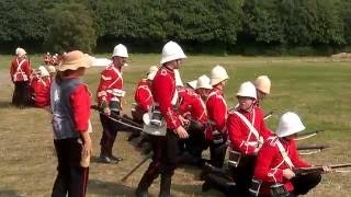 Military Odyssey 2016 -  Boer War Re-enactment