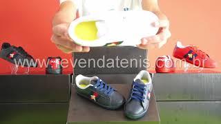 Tenis Gucci Ace Infantil - Revenda Tenis