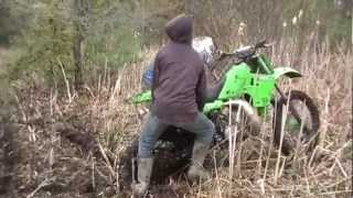 2 Stroke Bikes Mudding
