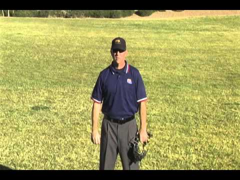 Umpire Signals - YouTube