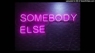 The 1975 - Somebody Else (Audio)