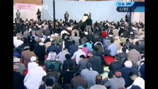 English Friday Sermon 7th October 2011 - Islam Ahmadiyya